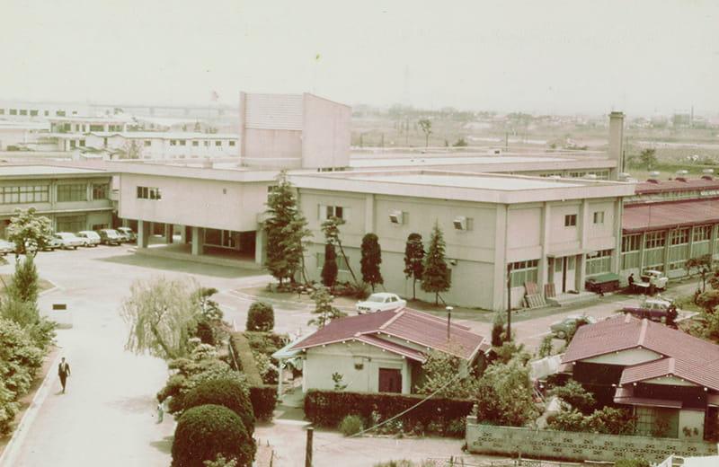 旧・神奈川県蚕業センター